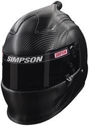 Simpson Racing 662758C - Simpson Carbon Air Inforcer Vudo Helmets