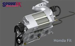 Sprintex USA 244A1013 - Sprintex Twin Screw Supercharger Kits