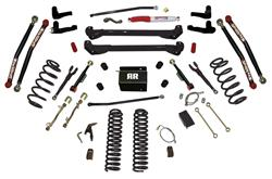 Skyjacker Suspensions TJ80RR2K - Skyjacker Rock Ready 2 Series Suspension Lift Kits