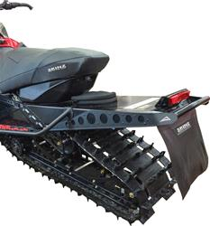 Skinz Protective Gear ACRB450-FBK - Skinz Protective Gear Bumpers