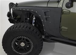 Smittybilt 76880 - Smittybilt XRC Armor Fenders