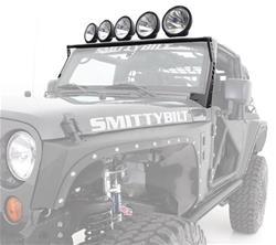 Smittybilt xrc light bars 76911 free shipping on orders over 99 smittybilt 76911 smittybilt xrc light bars mozeypictures Images