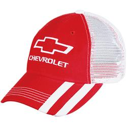 c57099d0c18 Chevrolet Bowtie Cap with Stripes D7810 - Free Shipping on Orders ...