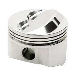 SRP Small Block Chevy 302/327 Dome Top Pistons 202890
