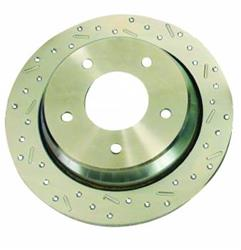 SSBC 1604581 Big Bite D458 Brake Pad Stainless Steel Brakes