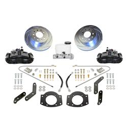SSBC A126-3BK - SSBC Drum to Disc Brake Conversion Kits