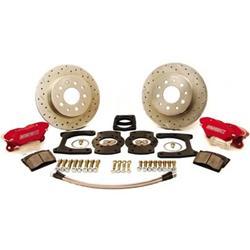 SSBC W111-36R - SSBC Competition Street Series Disc Brake Kits