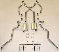 Shafer's Classic Reproductions 63090S - Shafer's Classic Reproductions Exhaust Systems