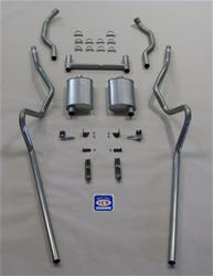Shafer's Classic Reproductions 63095S - Shafer's Classic Reproductions Exhaust Systems