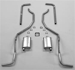 Shafer's Classic Reproductions 73046S - Shafer's Classic Reproductions Exhaust Systems