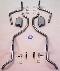 Shafer's Classic Reproductions 73051 - Shafer's Classic Reproductions Exhaust Systems