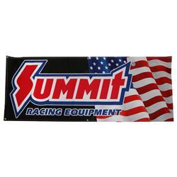 summit racing equipment american flag banners sum 167pronf free
