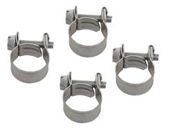sum 390584_ml summit racing® fuel injection hose clamps sum 390584 free shipping