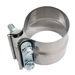 Summit Racing SUM-681300 - Summit Racing® Lap Joint Band Clamps