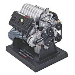 Summit Gifts 84033 - Dodge Challenger SRT8 Hemi Engine
