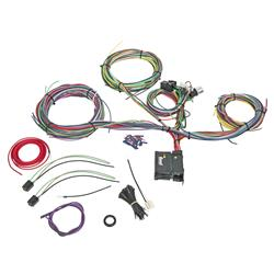 summit racing 18 circuit universal wiring harnesses sum 890021 rh summitracing com painless 18-circuit universal wiring harness Universal Wiring Harness Kit