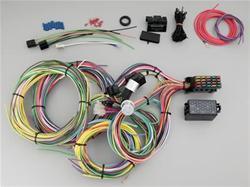 Summit Racing reg Universal Wiring Harnesses SUM 890021