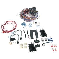 Summit Racing Equipment® 21-Circuit Universal Wiring Harnesses SUM on 1987 chevy dash harness, 1967 chevrolet van dash harness, dash gauges, dash radio, 1971 chevelle dash harness, chevy suburban wire harness, 99 firebird dash harness,