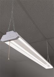 Led Shop Lights >> Summit Racing 4 500 Lumen Led Ceiling Shop Lights Sum 902002