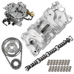 Summit Racing® HorsePower TV Bang for the Buck Small Block Chevy Test  HP0704 SUM-BBC100