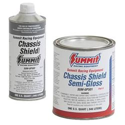 Summit Racing SUM-CSUMUP501 - Summit Racing® Chassis Shield Paint Kits
