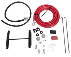 Summit Racing SUM-G1220A - Summit Racing® Battery Cables and Kits