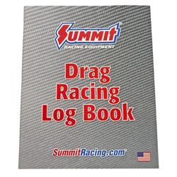 Summit Racing SUM-G5155 - Summit Racing® Log Books