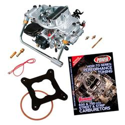 Summit Racing SUM-M08750VS - Summit Racing Street & Strip® Carburetors
