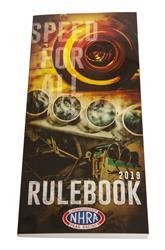 Summit Racing SUM-NHRARB - Summit Racing® NHRA 2019 Rule Book