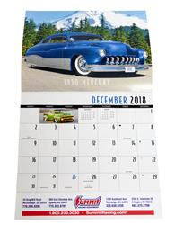 Summit Racing SUM-P2019-2 - Summit Racing® Calendars