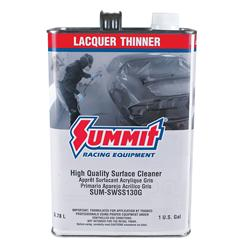 Summit Racing SUM-SWSS130G-12 - Summit Racing® Economy Lacquer Thinner