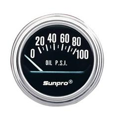 Sunpro ACP7957 - Sunpro Analog Retro Line Gauges