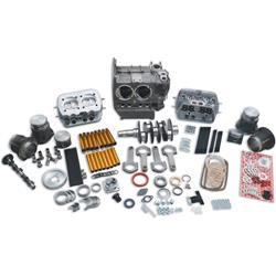 Scat VW Volkstroker Long Block Crate Engine Kits 2332-1-CAST