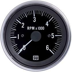 stewart warner deluxe series tachometers 82162b shipping on stewart warner 82162b stewart warner deluxe series tachometers