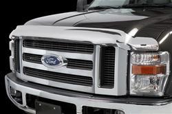 Stampede 2153-8 2015-2017 Ford F-150 Chrome Vigilante Premium Hood Protector
