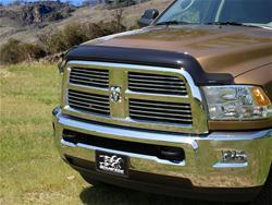 Stampede 3021-2 Vigilante Premium Hood Protector for Chevrolet Smoke