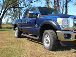 Ford F 250 Super Duty Stampede Original Riderz Fender Flares 8614 5 Free Shipping On Orders Over 99 At Summit Racing