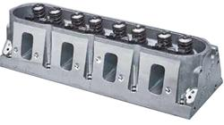 Trick Flow Specialties TFS-3261T004-C01 - Trick Flow® GenX® 255 Cylinder Heads for GM LS3