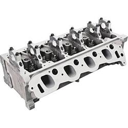 Trick Flow Specialties TFS-51910001-M38 - Trick Flow® Twisted Wedge® 185 Cylinder Heads for Ford 4.6L/5.4L 2V
