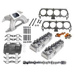 Trick Flow® PowerPort® Top-End Engine Kits for Big Block Mopar 440  TFS-K616-620-576