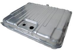 Each 22 Gallon TM37B-T Fuel Tank Silver Powdercoated Chevy Tanks Inc Steel