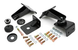Trans-Dapt Performance Products 4509 - Trans-Dapt Performance Biscuit Mount Pads