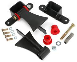 Trans-Dapt Performance Products 4512 - Trans-Dapt Performance Universal Street Rod-Style Motor Mounts