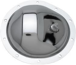Trans-Dapt 4808 Chrome Differential Cover