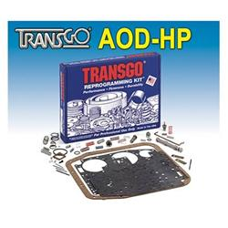 TransGo Automatic Transmission Reprogramming Kits AOD-HP - Free