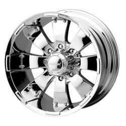 Mazzi Wheels 755C-2181 - Mazzi Hulk Series Chrome Wheels