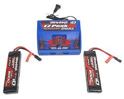 Traxxas 2990 - Traxxas EZ-Peak Plus iD Battery Chargers