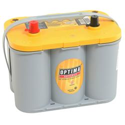Optima Batteries 9012-021 - Optima YellowTop Deep Cycle 12 Volt Batteries