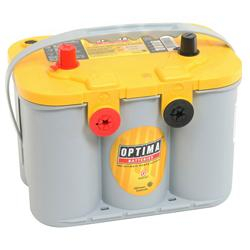 Optima Batteries 9014-045 - Optima YellowTop Deep Cycle 12 Volt Batteries