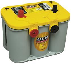 Optima Batteries 9014-045 - Optima YellowTop Deep-Cycle 12-Volt Batteries